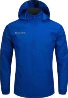 Ветровка детская Kelme Children's Raincoat / 3803241-400 (р-р 160, синий) -