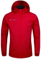 Ветровка детская Kelme Children's Raincoat / 3803241-600 (р-р 150, красный) -