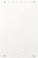 Панель настенная Ikea Скодис 503.621.31 (белый) -