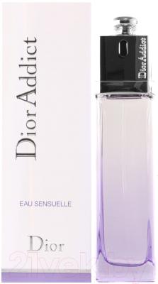 Туалетная вода Christian Dior Addict Eau Sensuelle (50мл)