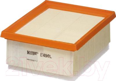 Воздушный фильтр Hengst E490L