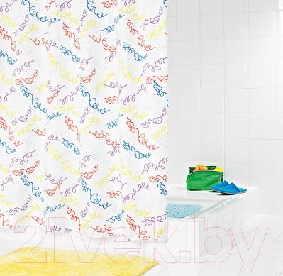 Шторка-занавеска для ванны Ridder Carneval 47310