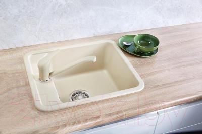 Мойка кухонная Granula GR-4202 (бежевый)