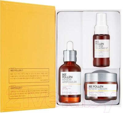 Набор косметики для лица Missha Bee Pollen Renew Special Set