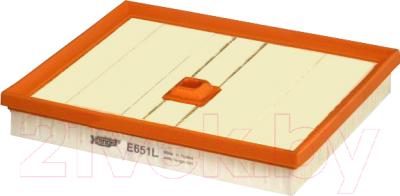 Воздушный фильтр Hengst E651L