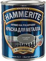 Краска Hammerite 2.5л (серый) -