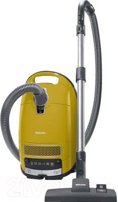Пылесос Miele SGFA3 Complete C3 Hepa (желтый карри)