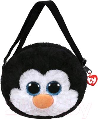 Детская сумка TY Gear Пингвин Waddles / 95113