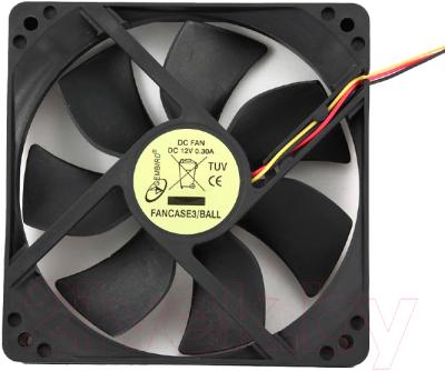 Вентилятор для корпуса Gembird FANCASE3