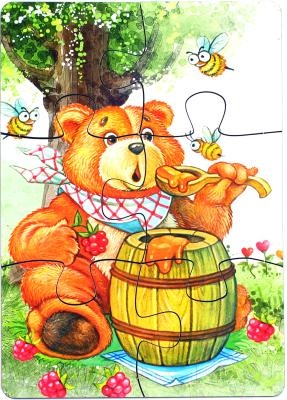 Пазл Paremo Медведь / PE720-60