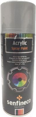 Краска автомобильная Senfineco Paint Acrylic Silver H.T. / 4300