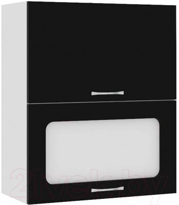 Шкаф навесной для кухни Кортекс-мебель Корнелия Мара ВШ60-2г1ст