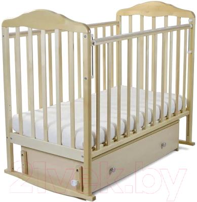 Детская кроватка СКВ Березка / 126005