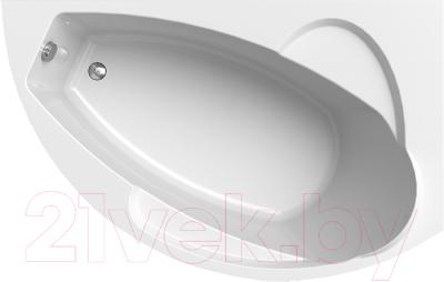 Ванна акриловая Vannesa Варна 165x105 R / 2-01-0-2-1-234