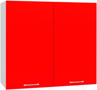 Шкаф навесной для кухни Кортекс-мебель Корнелия Мара ВШ80с