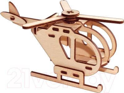 Вертолет игрушечный Paremo Я конструктор / PE120-04