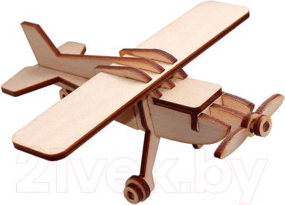 Самолет игрушечный Paremo Я конструктор. ЯК-12 / PE120-01