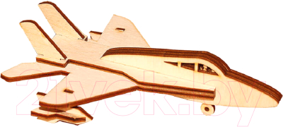 Самолет игрушечный Paremo Я конструктор. Истребитель / PE120-03