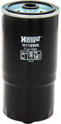 Топливный фильтр Hengst H119WK