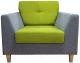 Кресло мягкое Aupi Йота / 3.1-5 (ткань/3) -