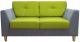 Диван Aupi Йота / 3.2-58 (ткань/1) -
