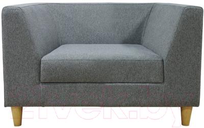 Кресло мягкое Aupi Альфа / 3.1-1 (ткань/4)