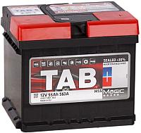 Автомобильный аккумулятор TAB Magic 55 R / 189058 (55 А/ч) -