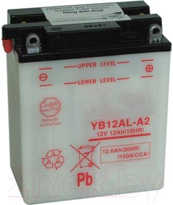 Мотоаккумулятор TAB AGM YB12AL-A2 / 191515 (12 А/ч)