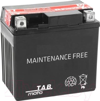 Мотоаккумулятор TAB AGM YTX20L-BS / 120515 (18 А/ч)