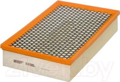 Воздушный фильтр Hengst E608L