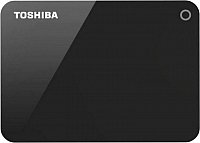 Внешний жесткий диск Toshiba Canvio Advance 1TB (HDTC910EK3AA) (черный) -