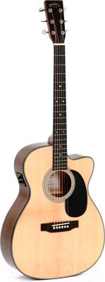 Электроакустическая гитара Sigma Guitars 000MC-1STE+