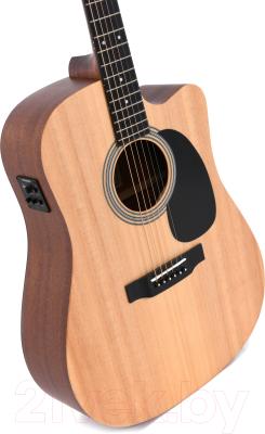 Электроакустическая гитара Sigma Guitars DMC-STE+