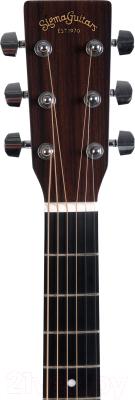 Электроакустическая гитара Sigma Guitars 000ME+