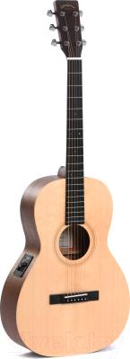 Электроакустическая гитара Sigma Guitars 00MSE+