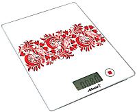 Кухонные весы Atlanta ATH-6181 (белый) -