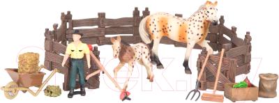 Игровой набор Masai Mara Мир лошадей / ММ205-072