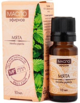 Эфирное масло, 2 шт. Medicalfort Мята