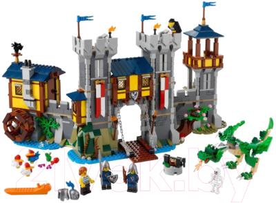 Конструктор Lego Creator Средневековый замок 31120 конструктор lego creator 40460 розы