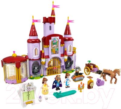 Конструктор Lego Princess Замок Белль и Чудовища 43196