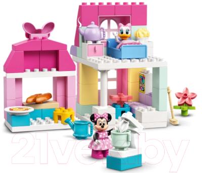 Конструктор Lego Duplo Дом и кафе Минни 10942