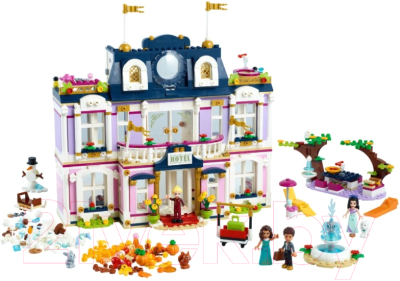 Конструктор Lego Friends Гранд-отель Хартлейк Сити 41684