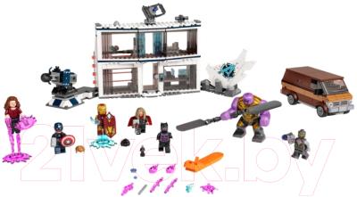 Конструктор Lego Super Heroes Мстители: Финал – решающая битва 76192 белинг стив мстители финал путь героев ангельский пират говорящее дерево и капитан кролик