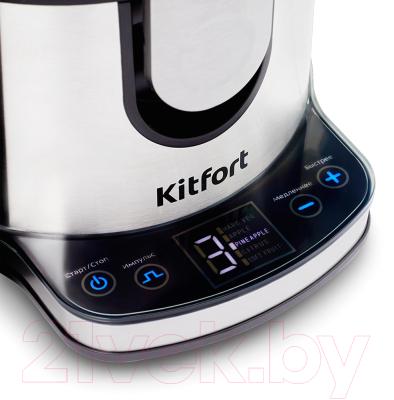 Соковыжималка Kitfort KT-1120