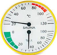 Термогигрометр для бани Первый термометровый завод СББ-2-1 -