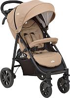 Детская прогулочная коляска Joie Litetrax 4 (Sandstone) -