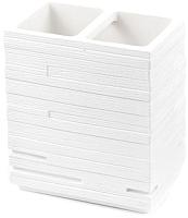 Стакан для зубной щетки и пасты Ridder Brick 22150201 -