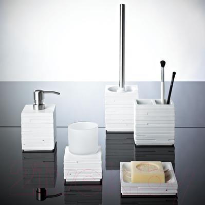 Стакан для зубной щетки и пасты Ridder Brick 22150201
