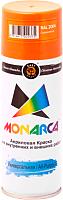 Краска Monarca Универсальная RAL 2004 (400мл, оранжевый) -