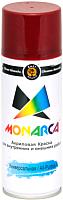 Краска Monarca Универсальная RAL 3005 (520мл, красное вино) -